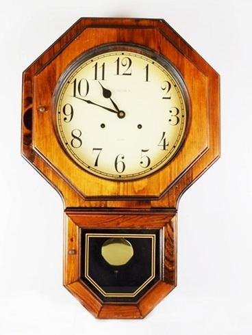 Vintage Verichron Quartz Clock