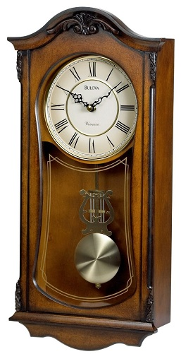 Wall Chiming Clock