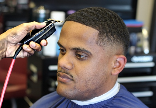 Waves with High Taper Haircut