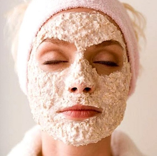 Wheat Germ Mask