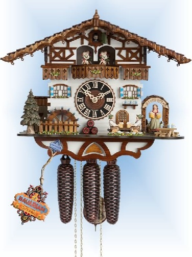 25 Latest Amp Best Cuckoo Clock Designs With Images In 2019