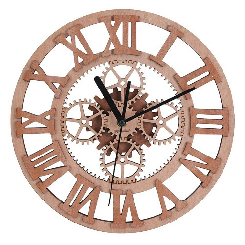 15 Simple Amp Latest Wooden Clock Designs With Pictures