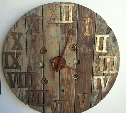 15 Simple Latest Wooden Clock Designs With Pictures Styles At Life