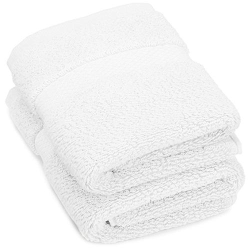 Woolen White Towels