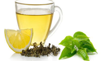 benefits of green tea with lemon