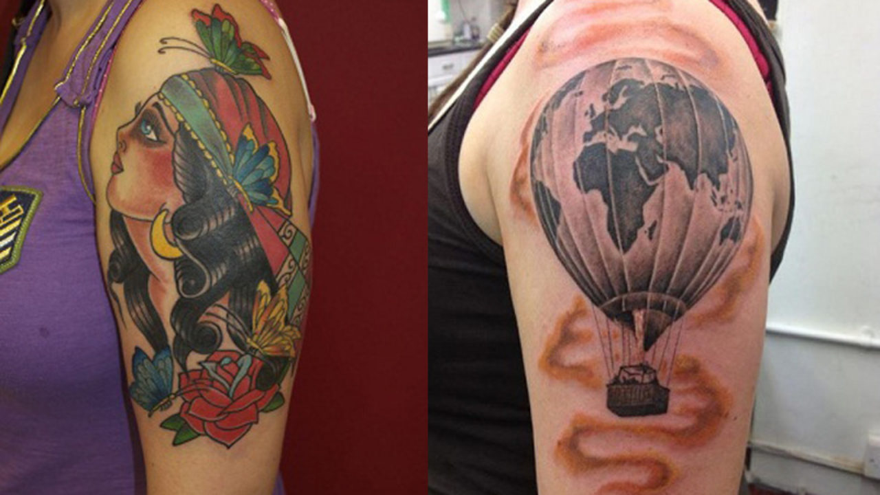 15 Best Stylish Bicep Tattoo Designs Styles At Life