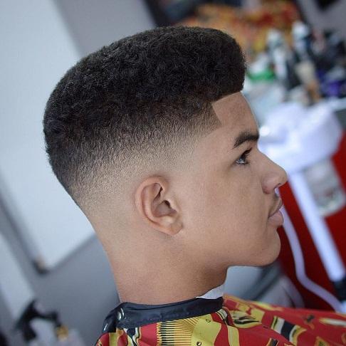 Black Boy Fade Haircuts 2020 33