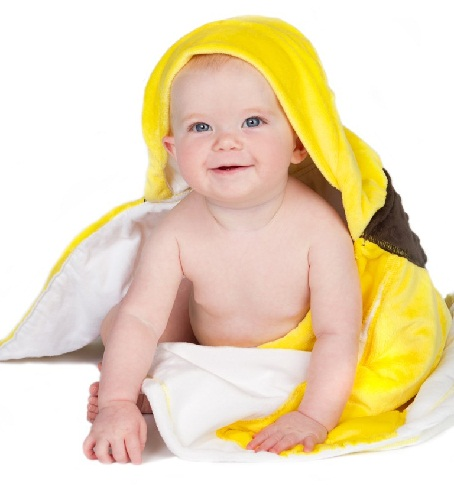 Fancy Hooded Towel
