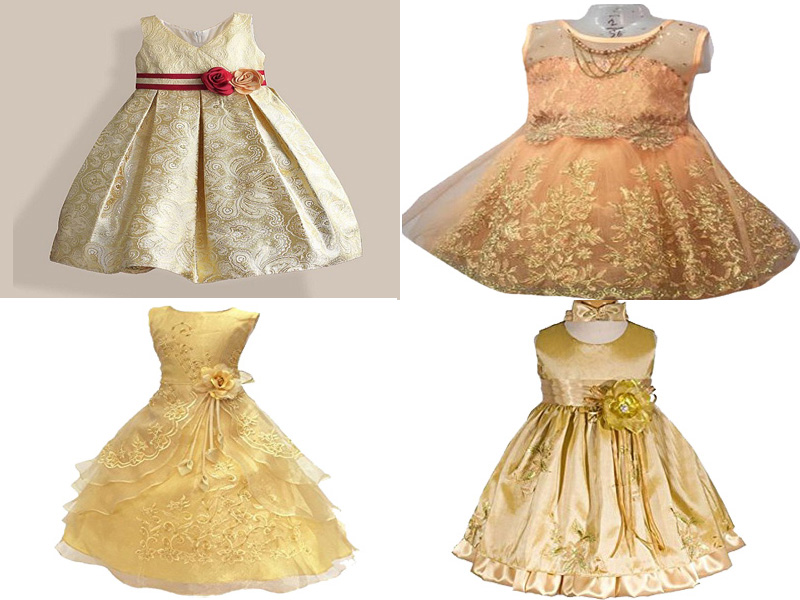 golden frocks