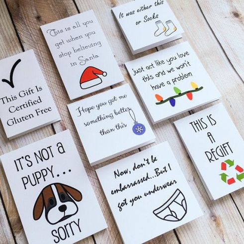 Handmade funny gifts