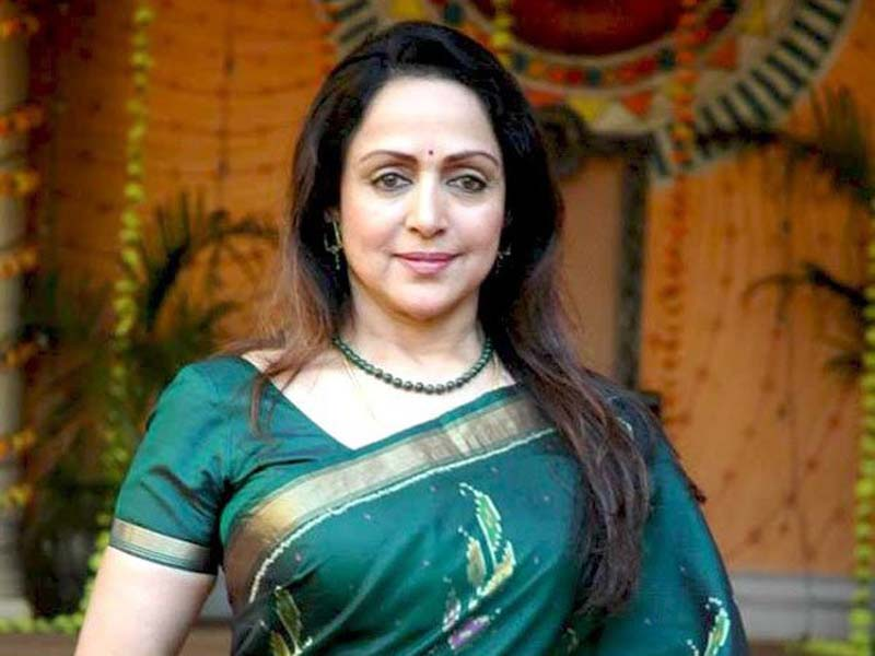 hema malini beauty secrets