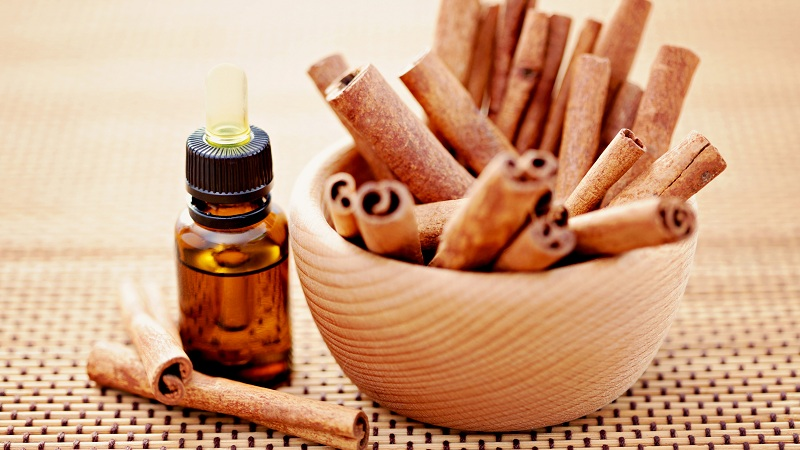 how to make cinnamon oil at home