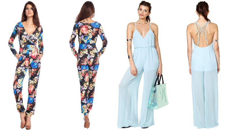 long jumpsuits