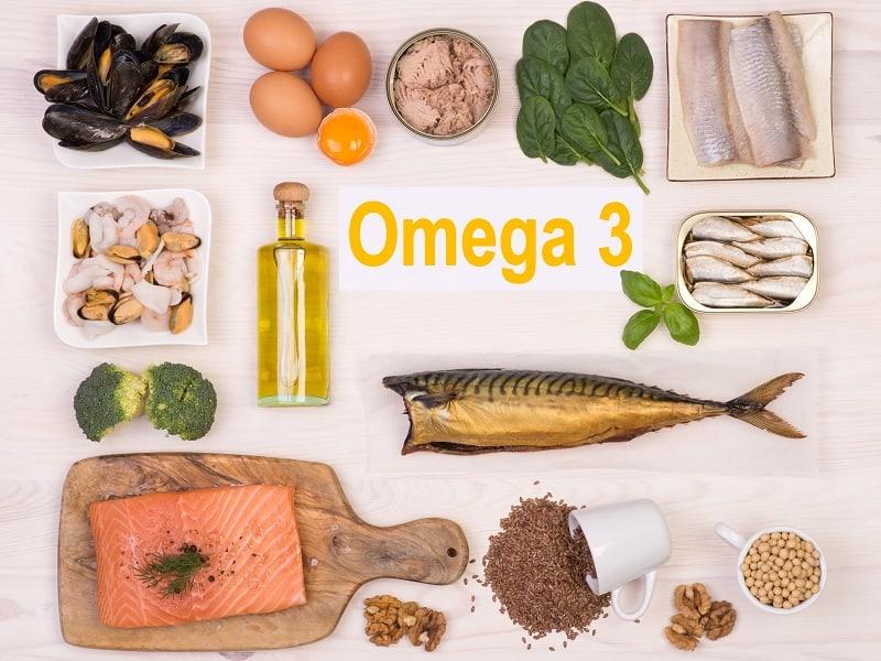 omega 3 foods pregnancy