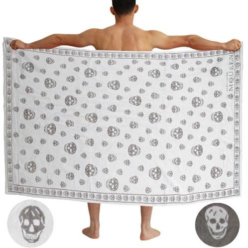 Oversized Cotton Bath Towels