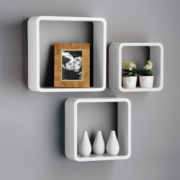 shelf designs for hall