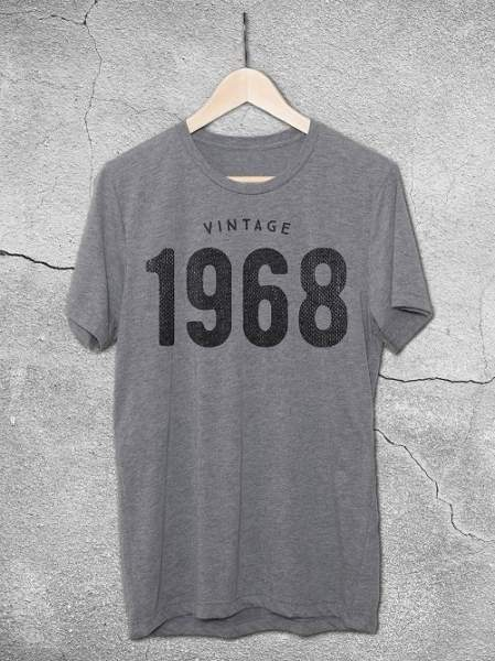 Available in various sizes a t-shirt would be one of the best 50th birthday gift idea for men. Made up totally premium quality materials being very soft ... & 9 Latest 50th Birthday Gifts And Present Ideas For Women And Men