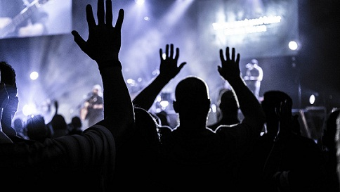 Worship Services for depression control