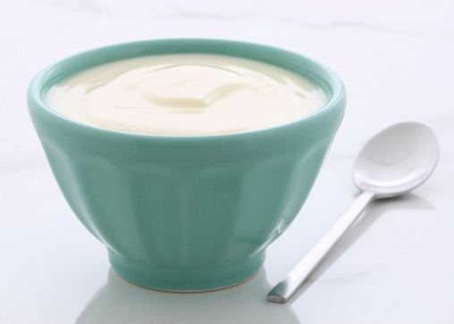 Yogurt for Scalp Pimples