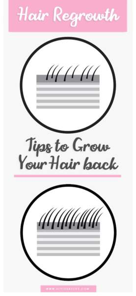 Tips to Regrow You Hair