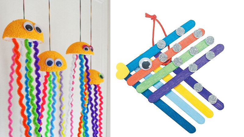 Amazing Sea Animal Crafts For Kids And Preschoolers