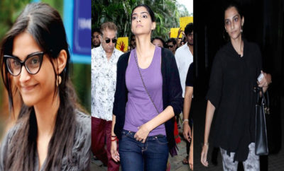 Best Photos Of Sonam Kapoor Without Makeup