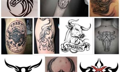 d2d56b876 15 Best Taurus Tattoo Designs For Men And Women | Styles At Life