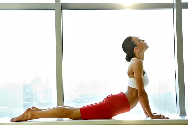 Bhujangasana to Increase Height