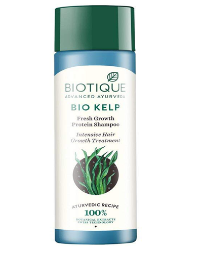 Biotique Bio Kelp Fresh Growth Protein Shampoo