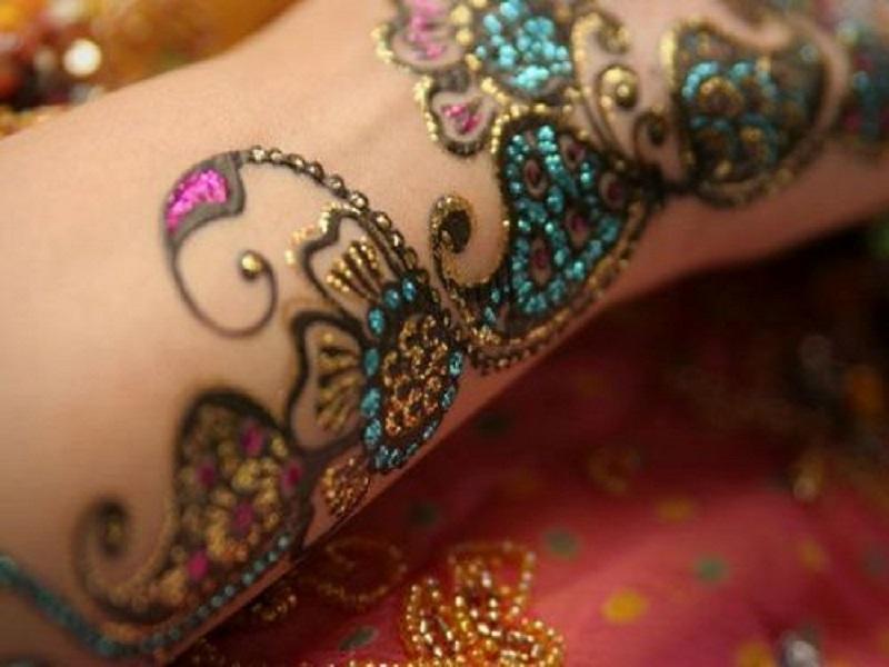 Bisha Mistry's Mehndi Designs