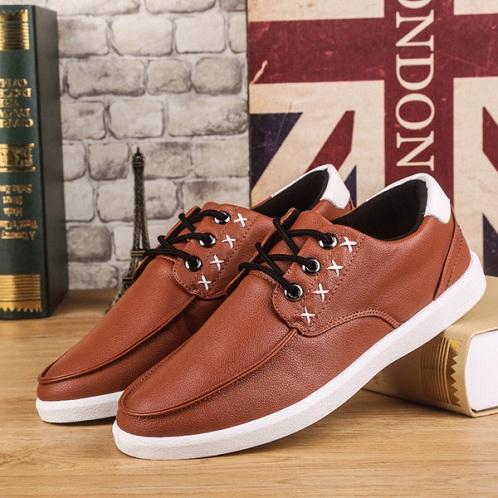 Casual Business Flat Shoe