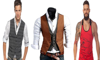 Casual Vests