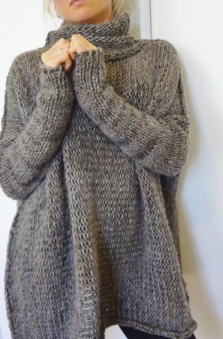 Chunky Rey Sweater