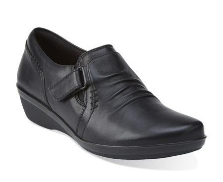 Clarks Men's Everlay Coda Flat Shoe