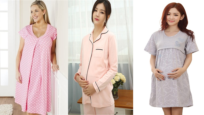 Pregnancy Nighties