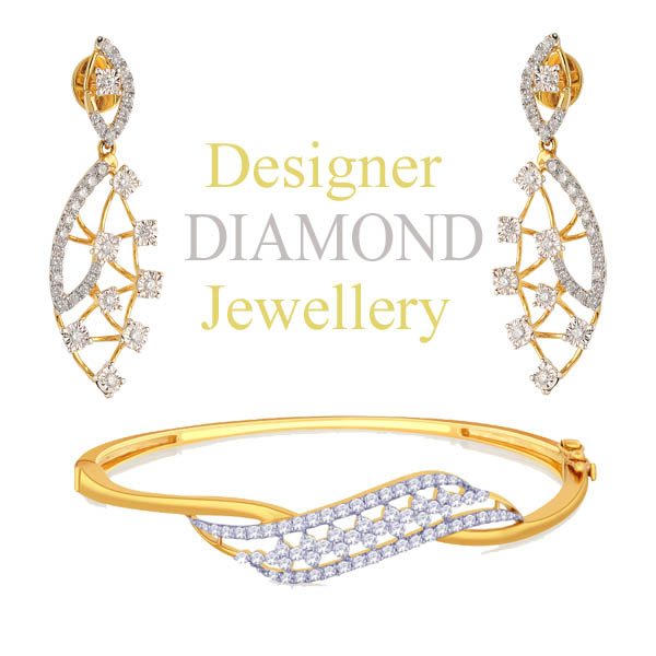 Designer Diamond Jewellery
