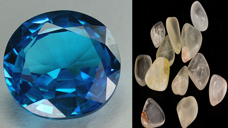 Different Shades of Topaz Birthstones and Its Jewellery Designs
