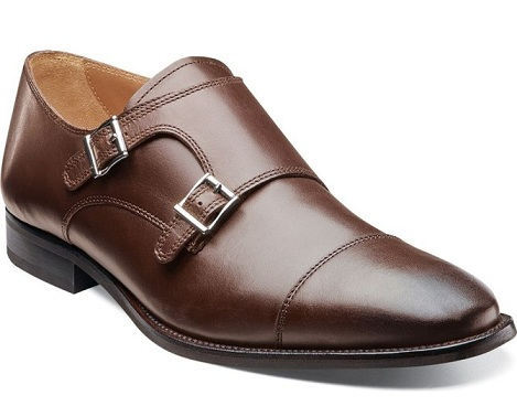 Double Monk Strap Loafer
