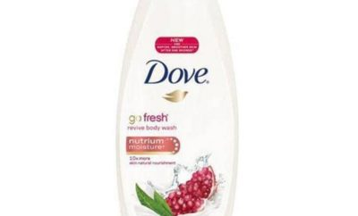 Dove Face And Body Washes