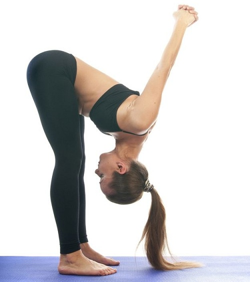 yoga poses for reduce breast size