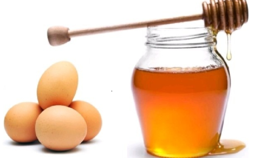 Eggs And Honey for Glowing Skin