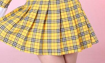 Forever Plaid Skirts for Women