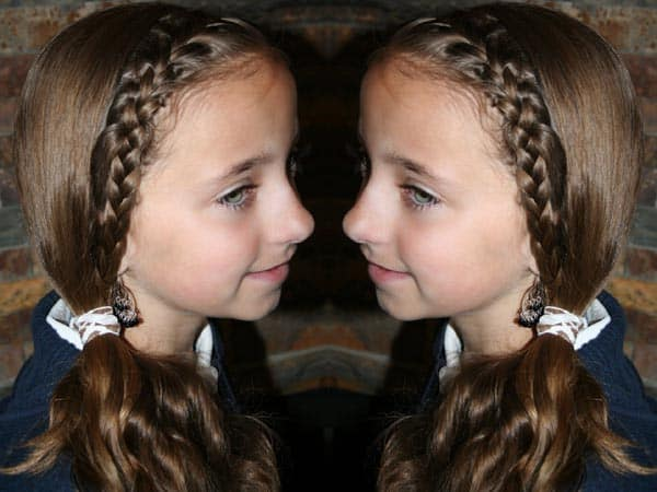French Ponytail Hairstyles 2