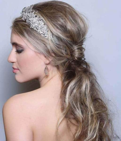 French Ponytail Hairstyles Main Image