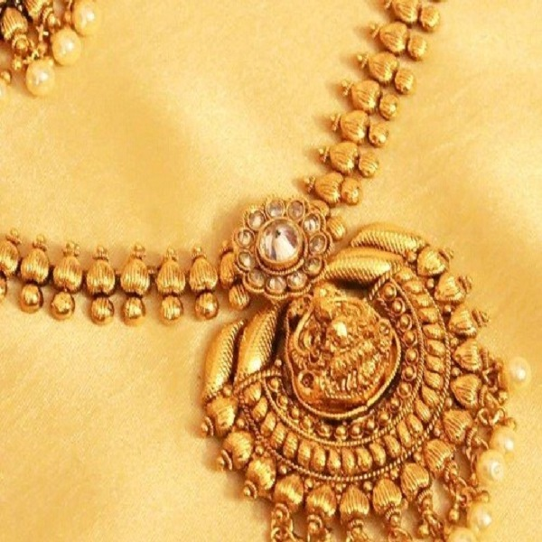 12 Traditional Imitation Temple Jewellery Designs | Styles