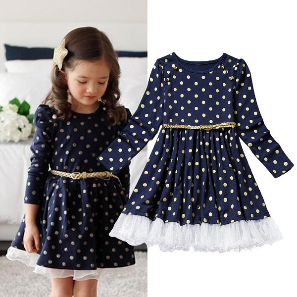 frocks for 5 years old girl