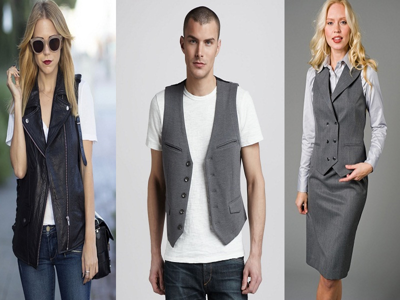 Grey Vests
