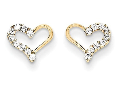 25 Most Attractive Designs Of Gold Earrings Collection In 2019