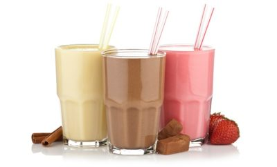 Homemade Milkshakes for Weight Loss