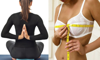 How To Reduce Breast Size Through Yoga